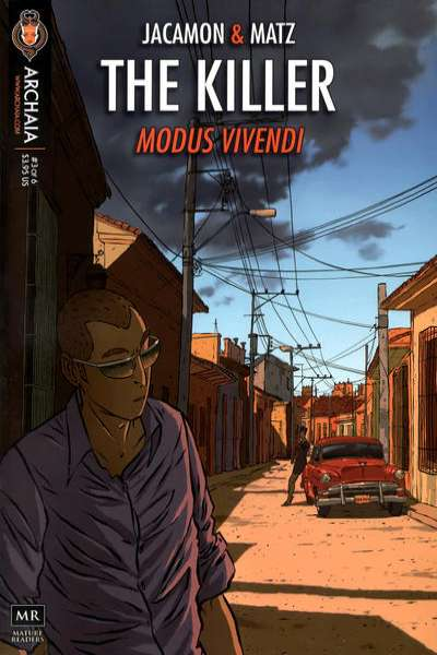 Killer: Modus Vivendi #3 Comic Books - Covers, Scans, Photos  in Killer: Modus Vivendi Comic Books - Covers, Scans, Gallery