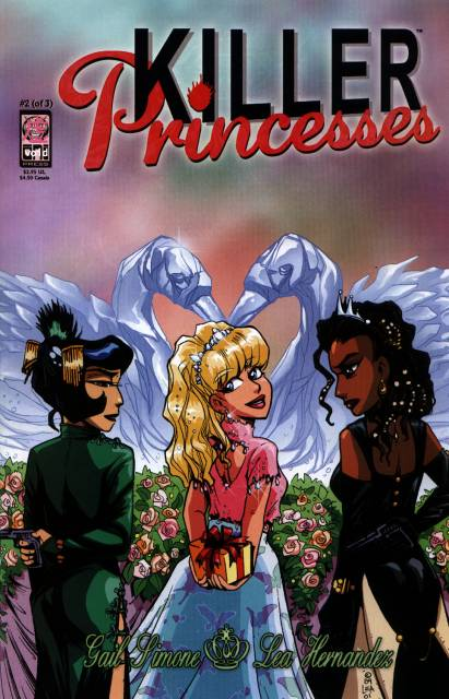 Killer Princesses #2 comic books for sale