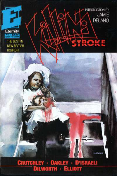 Killing Stroke #1 comic books - cover scans photos Killing Stroke #1 comic books - covers, picture gallery