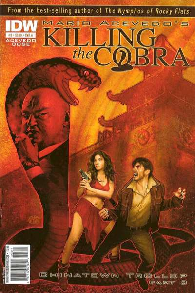 Killing the Cobra: Chinatown Trollop #3 comic books for sale