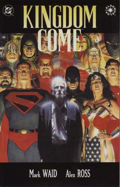 Kingdom Come #2 comic books - cover scans photos Kingdom Come #2 comic books - covers, picture gallery