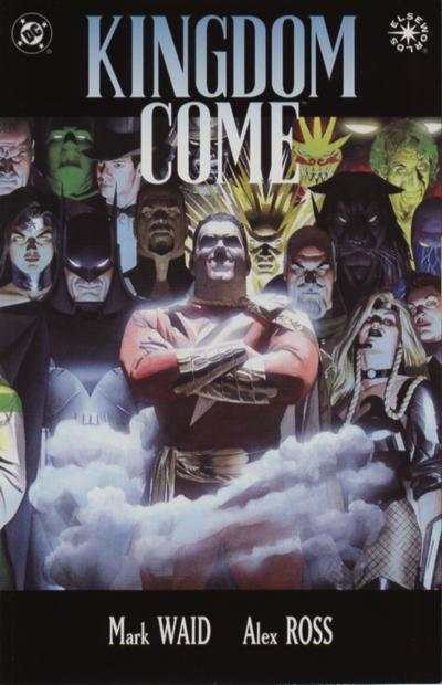 Kingdom Come #3 Comic Books - Covers, Scans, Photos  in Kingdom Come Comic Books - Covers, Scans, Gallery