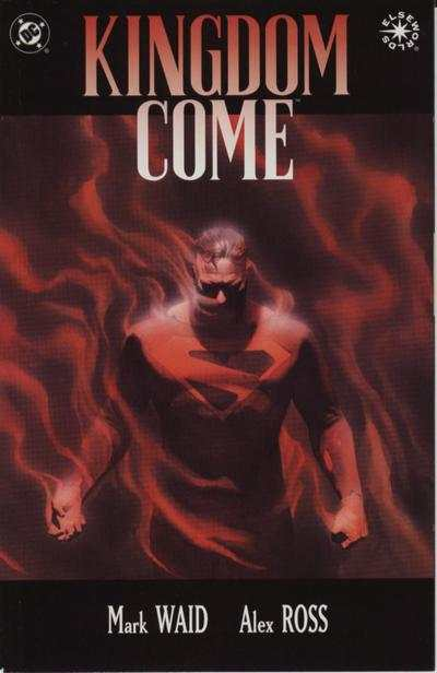 Kingdom Come #4 Comic Books - Covers, Scans, Photos  in Kingdom Come Comic Books - Covers, Scans, Gallery