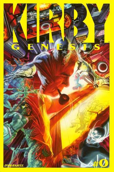 Kirby: Genesis #0 comic books for sale