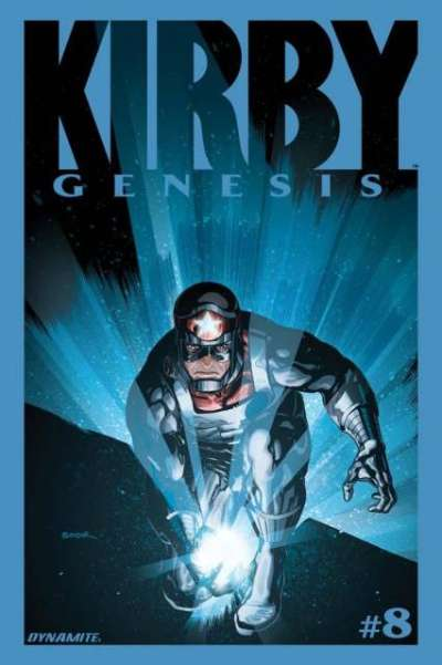Kirby: Genesis #8 comic books for sale