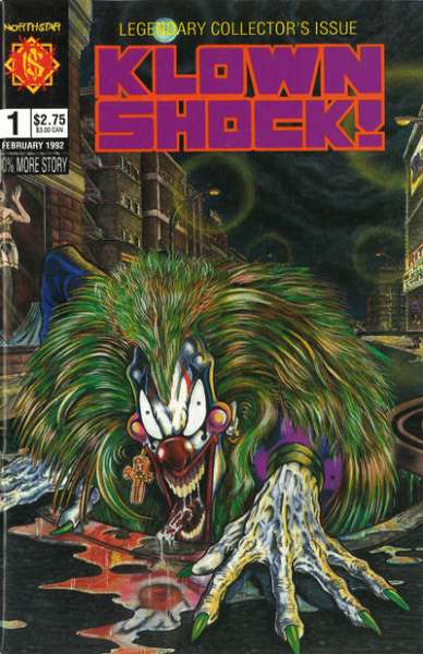 Klownshock! #1 comic books for sale