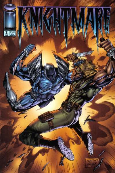 Knightmare #2 comic books for sale