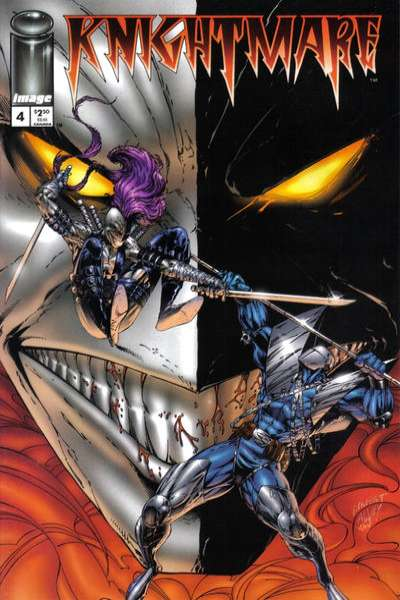 Knightmare #4 comic books for sale