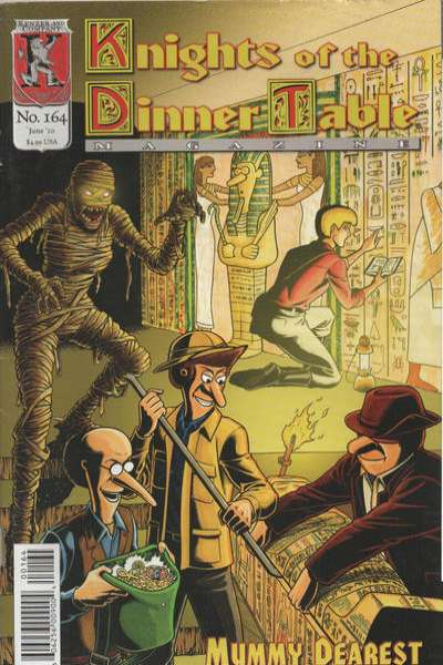 Knights of the Dinner Table #164 comic books for sale