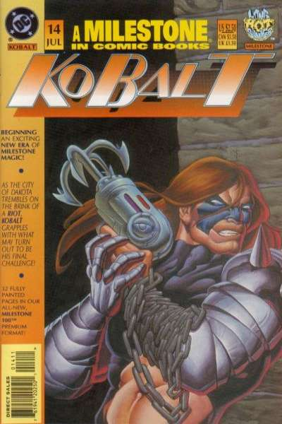 Kobalt #14 comic books for sale