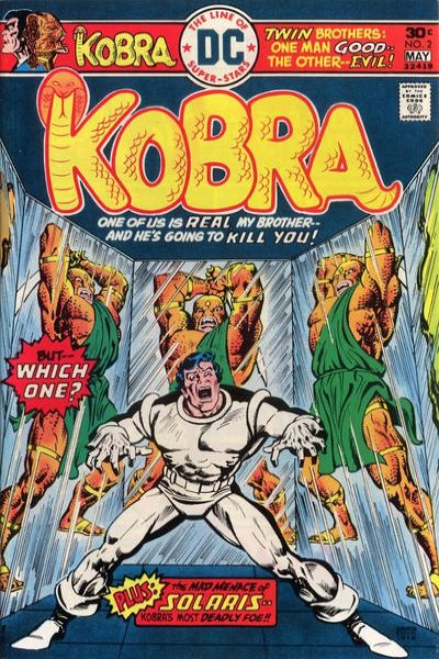 Kobra #2 comic books for sale
