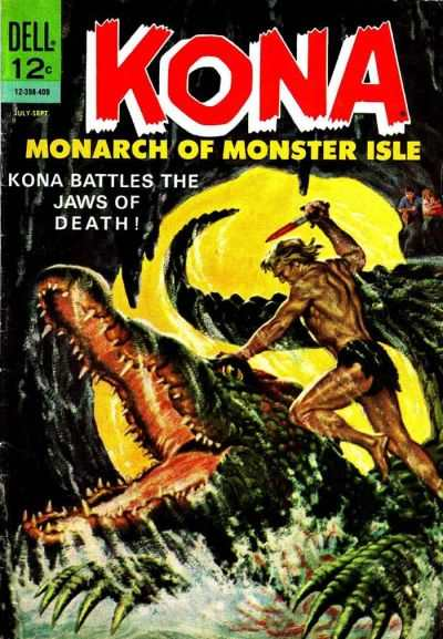 Kona #11 comic books - cover scans photos Kona #11 comic books - covers, picture gallery