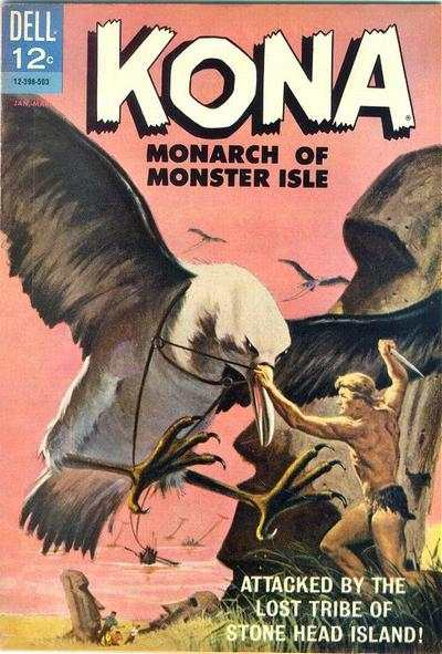 Kona #13 Comic Books - Covers, Scans, Photos  in Kona Comic Books - Covers, Scans, Gallery