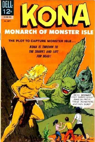 Kona #15 Comic Books - Covers, Scans, Photos  in Kona Comic Books - Covers, Scans, Gallery