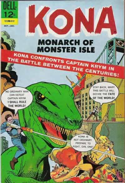Kona #16 cheap bargain discounted comic books Kona #16 comic books