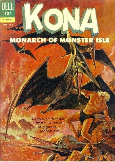 Kona #2 comic books - cover scans photos Kona #2 comic books - covers, picture gallery