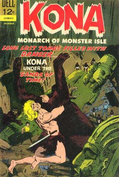 Kona #20 Comic Books - Covers, Scans, Photos  in Kona Comic Books - Covers, Scans, Gallery