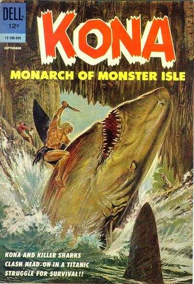 Kona #3 Comic Books - Covers, Scans, Photos  in Kona Comic Books - Covers, Scans, Gallery