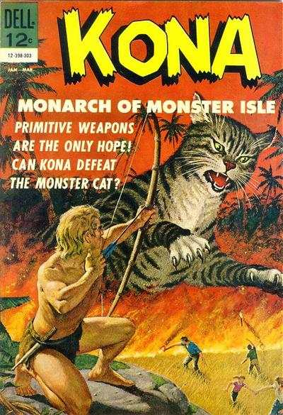 Kona #5 Comic Books - Covers, Scans, Photos  in Kona Comic Books - Covers, Scans, Gallery