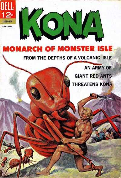 Kona #7 Comic Books - Covers, Scans, Photos  in Kona Comic Books - Covers, Scans, Gallery