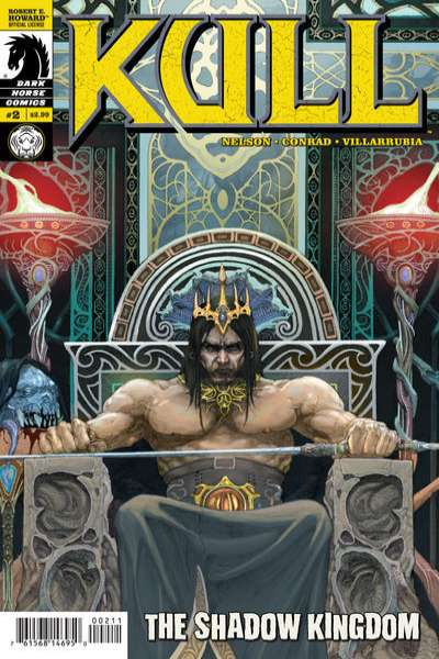 Kull #2 comic books - cover scans photos Kull #2 comic books - covers, picture gallery