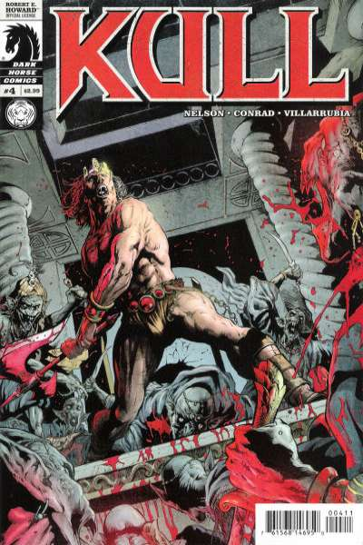 Kull #4 comic books - cover scans photos Kull #4 comic books - covers, picture gallery