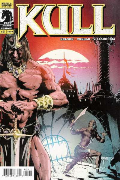 Kull #5 comic books - cover scans photos Kull #5 comic books - covers, picture gallery