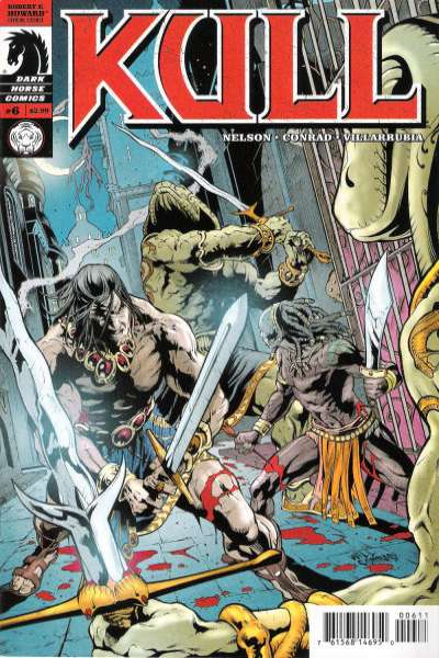 Kull #6 Comic Books - Covers, Scans, Photos  in Kull Comic Books - Covers, Scans, Gallery