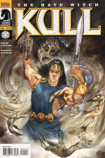 Kull: The Hate Witch Comic Books. Kull: The Hate Witch Comics.
