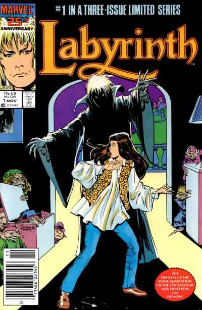 Labyrinth #1 Comic Books - Covers, Scans, Photos  in Labyrinth Comic Books - Covers, Scans, Gallery
