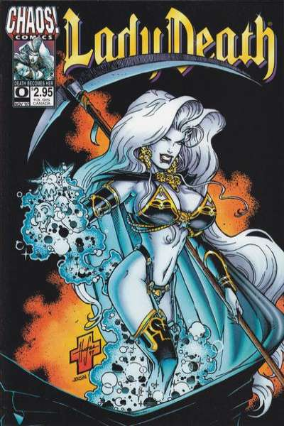 Lady Death #0 comic books for sale