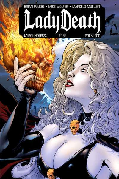 Lady Death #1 comic books for sale