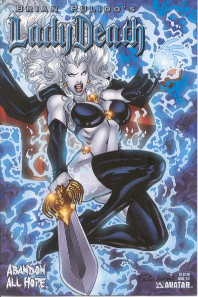 Lady Death: Abandon All Hope #0 comic books for sale