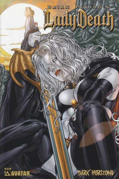 Lady Death: Dark Horizons comic books