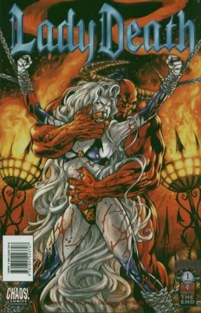 Lady Death: Judgement War #2 Comic Books - Covers, Scans, Photos  in Lady Death: Judgement War Comic Books - Covers, Scans, Gallery