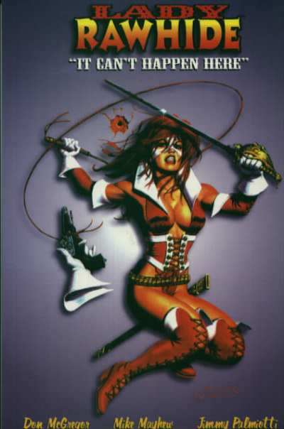 Lady Rawhide #1 comic books - cover scans photos Lady Rawhide #1 comic books - covers, picture gallery