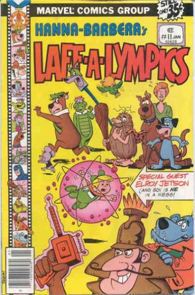 Laff-A-Lympics #11 Comic Books - Covers, Scans, Photos  in Laff-A-Lympics Comic Books - Covers, Scans, Gallery