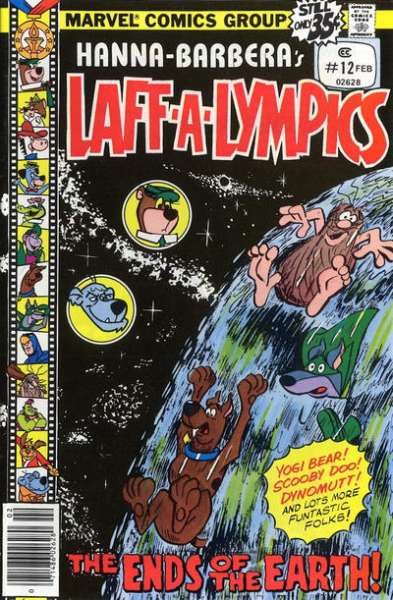 Laff-A-Lympics #12 Comic Books - Covers, Scans, Photos  in Laff-A-Lympics Comic Books - Covers, Scans, Gallery