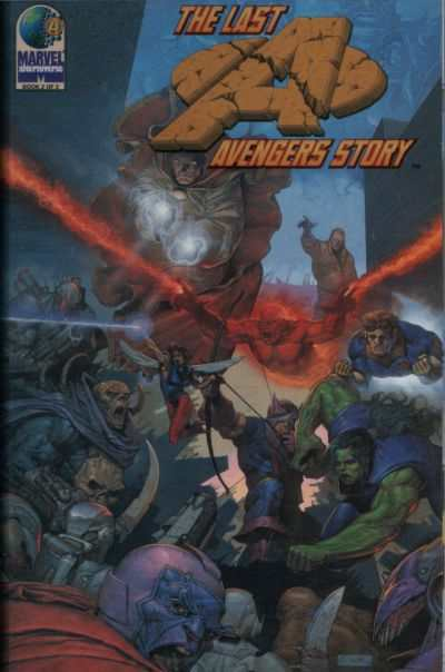 Last Avengers Story #2 comic books for sale