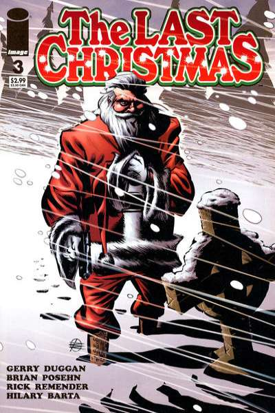 Last Christmas #3 comic books for sale