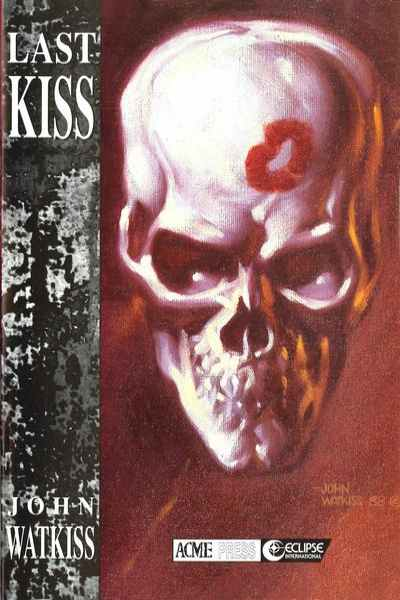 Last Kiss #1 comic books for sale