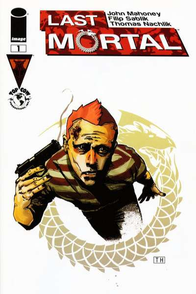 Last Mortal #1 comic books - cover scans photos Last Mortal #1 comic books - covers, picture gallery