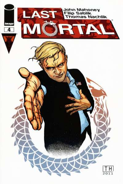 Last Mortal #4 comic books - cover scans photos Last Mortal #4 comic books - covers, picture gallery