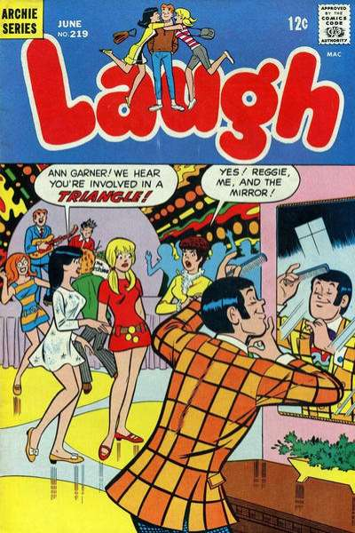 Laugh Comics #219 comic books for sale