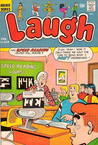 Laugh Comics #239 comic books for sale
