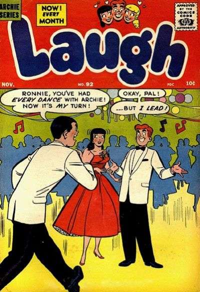 Laugh Comics #92 comic books for sale