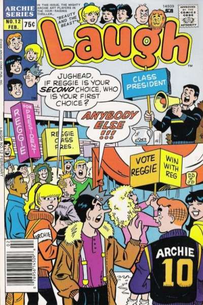 Laugh #12 comic books for sale