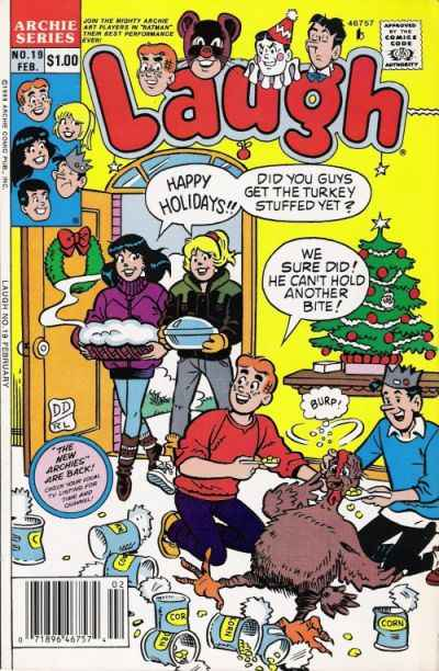 Laugh #19 Comic Books - Covers, Scans, Photos  in Laugh Comic Books - Covers, Scans, Gallery