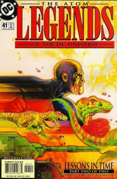 Legends of the DC Universe #41 comic books - cover scans photos Legends of the DC Universe #41 comic books - covers, picture gallery