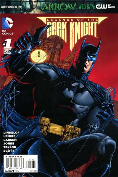 Legends of the Dark Knight comic books